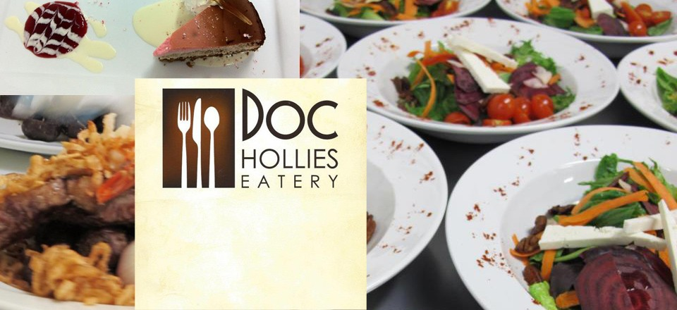 Doc Hollies Eatery – good simple home style meals done right!